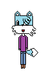 cristal in pixals - sonic-fan-characters icon