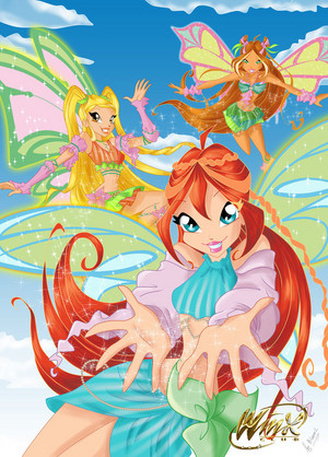 Sophix fairies