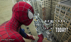 The Amazing Spider-Man 2 Promo चित्रो