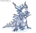 Spyro Concept Art - spyro-the-dragon photo