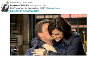 Stanathan retwitted por Tamala(March,2014)