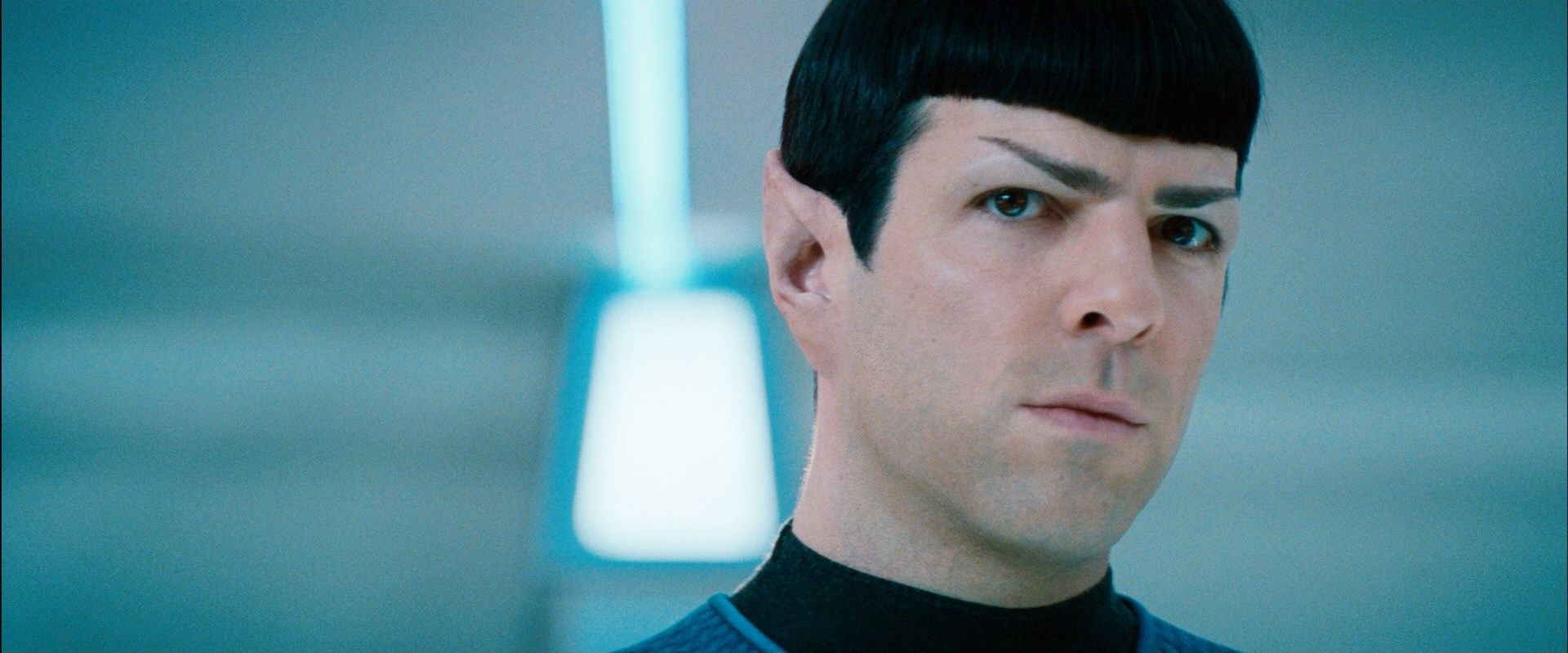 Zachary Quinto's Spock images Star Trek into Darkness HD ...