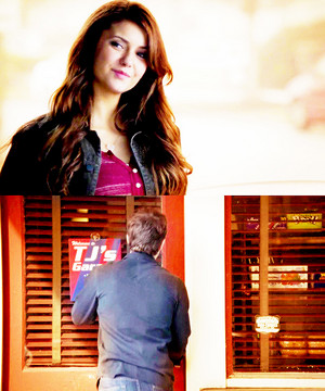 Stefan and Katherine