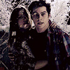 Stiles & Lydia تصویر possibly with tobogganing, سلیج, and a ski resort called Stiles\Lydia 3x24<3
