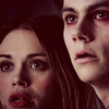 Stiles & Lydia تصویر containing a portrait titled Stiles\Lydia 3x24<3