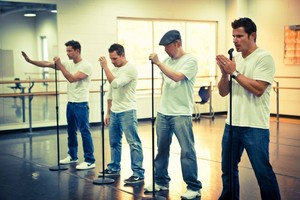 Vocal Group, 98 Degrees
