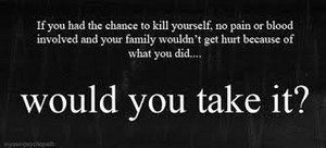 Suicide প্রতিমূর্তি