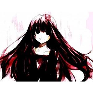 Horror Anime Manga Fondo De Pantalla Called Sunako Kirishiki