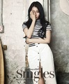 Sunmi 'Singles' Magazine April Issue
