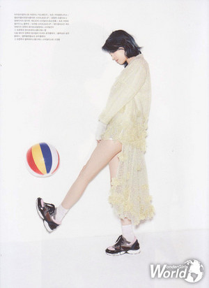 Sunmi for Oh! Boy magazine