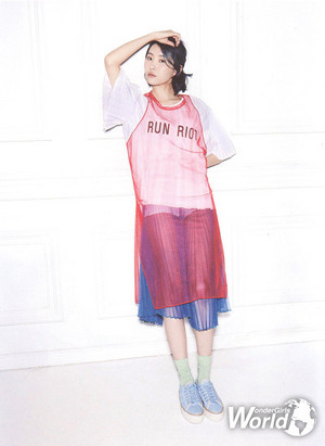 Sunmi for Oh! Boy magazine