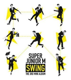 """Super Junior M """"SWING"""" Teaser Picture"""