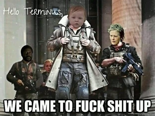 The Walking Dead Images The A Team Season 5 Carol Tyreese Judith