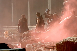 The Avengers: Age of Ultron Footage