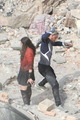 The Avengers: Age of Ultron Set Photos - Quicksilver  - the-avengers photo