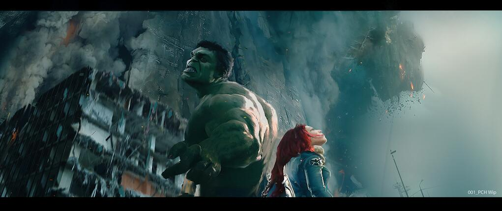 Os Vingadores Images The Avengers Age Of Ultron Concept Art Wallpaper And Background Photos