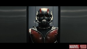 Marvel's Ant-Man Footage
