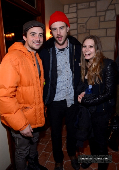 The CAA Sundance Party Hosted par Black Label Media and UGG (January 18, 2014)