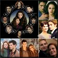 The Cullens and Jake - twilight-series photo