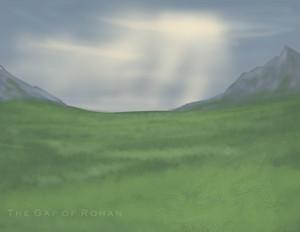 The Gap of Rohan by Kazeii