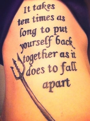 The Hunger Games | Tattoo