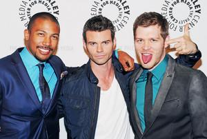 The Originals cast Paleyfest 2014