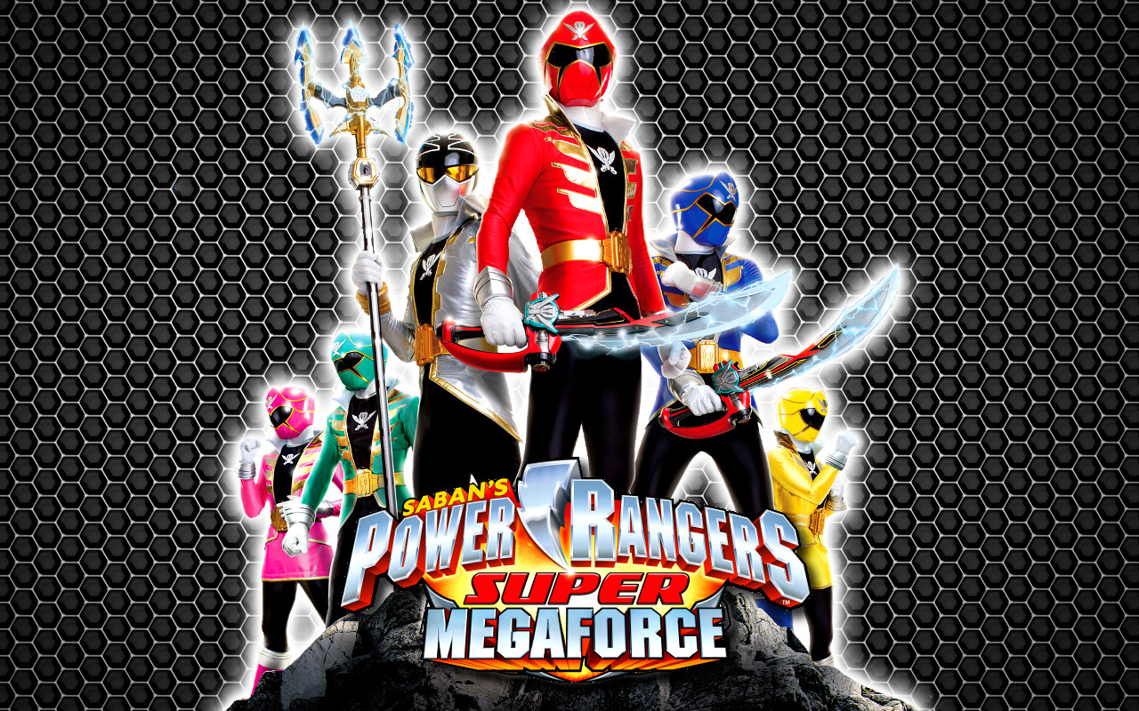 The Power Ranger images PR super megaforce HD wallpaper ...