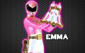粉, 粉色 ranger