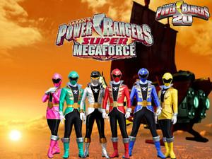 PR Super megaforce