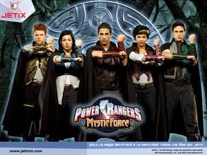 PR mystic force