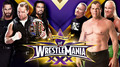 The Shield vs Kand and The New Age Outlaws - Wrestlemania 30