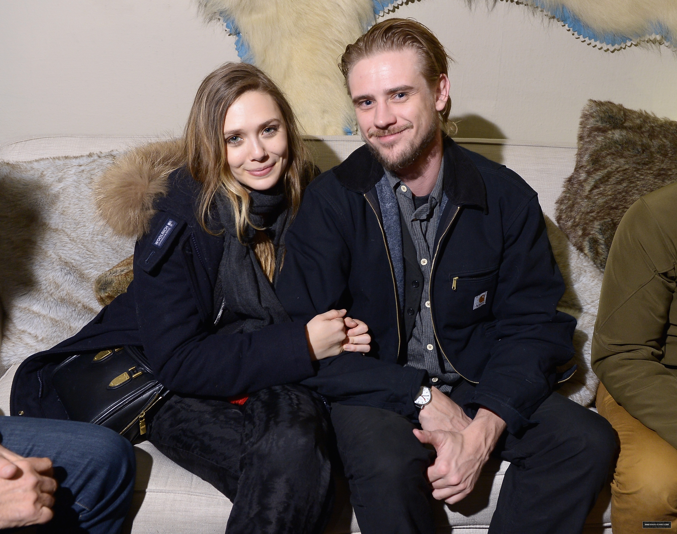 The Snow Lodge x Eveleigh 'Little Accidents' party (January 22, 2014)