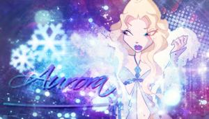 Aurora پیپر وال