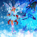 Layla Honix - the-winx-club fan art