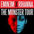 The monster tour Poster - rihanna photo