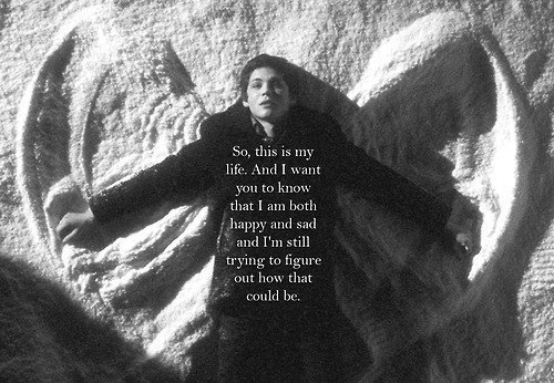 The Perks of Being a Wallflower images This is My life ...