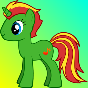 This is my MLP Original Character.