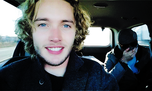 Toby Regbo wallpaper probably with an automobile titled Toby Regbo