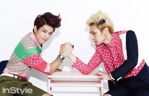 Toheart Key and Woohyun 'InStyle'