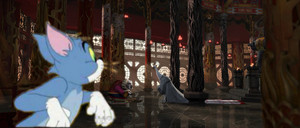 Tom in Kung Fu Panda 2