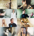 """""""I hope I can protect the one thing I can't live without. That's you. - tony-stark-and-pepper-potts fan art"""