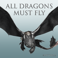 Toothless (Game of Thrones inspired) - how-to-train-your-dragon photo