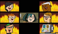 Total Drama All Stars- Villainous Vultures