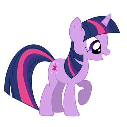My Little ngựa con, ngựa, pony - Friendship is Magic hình nền entitled Twilight Sparkle