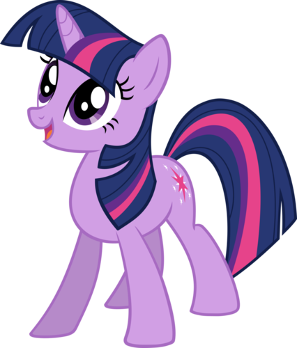 my little pony friendship is magic wallpaper probably with anime entitled Twilight Sparkle
