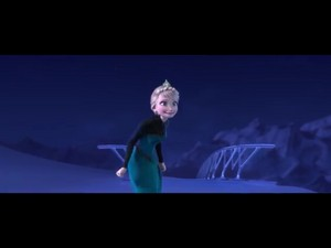 Unfortunate Elsa screencap