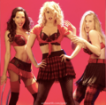 Unholy Trinity - dianna-agron photo