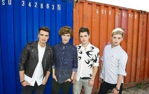Union j band set of beautiful