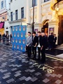 Union j premiere at I can't sing  - union-j photo