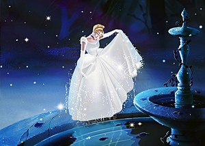 Walt Disney Fan Art - Princess Cinderella